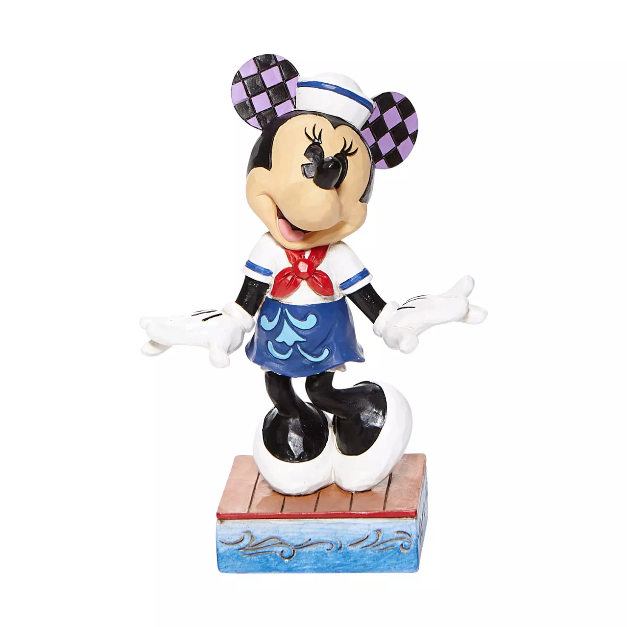 Disney Traditions - Sassy Sailor (Minnie Sailor Personality Pose)