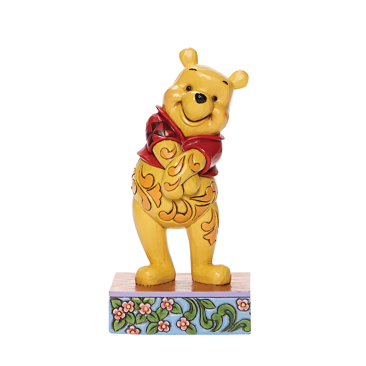 Disney Traditions - Beloved Bear (Winne the Pooh Personality Pose)