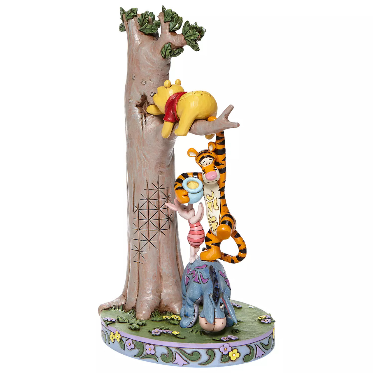 Disney Traditions - Hundred Acre Caper (Pooh, Eeyore, Tigger and Piglet by Hunny Tree)