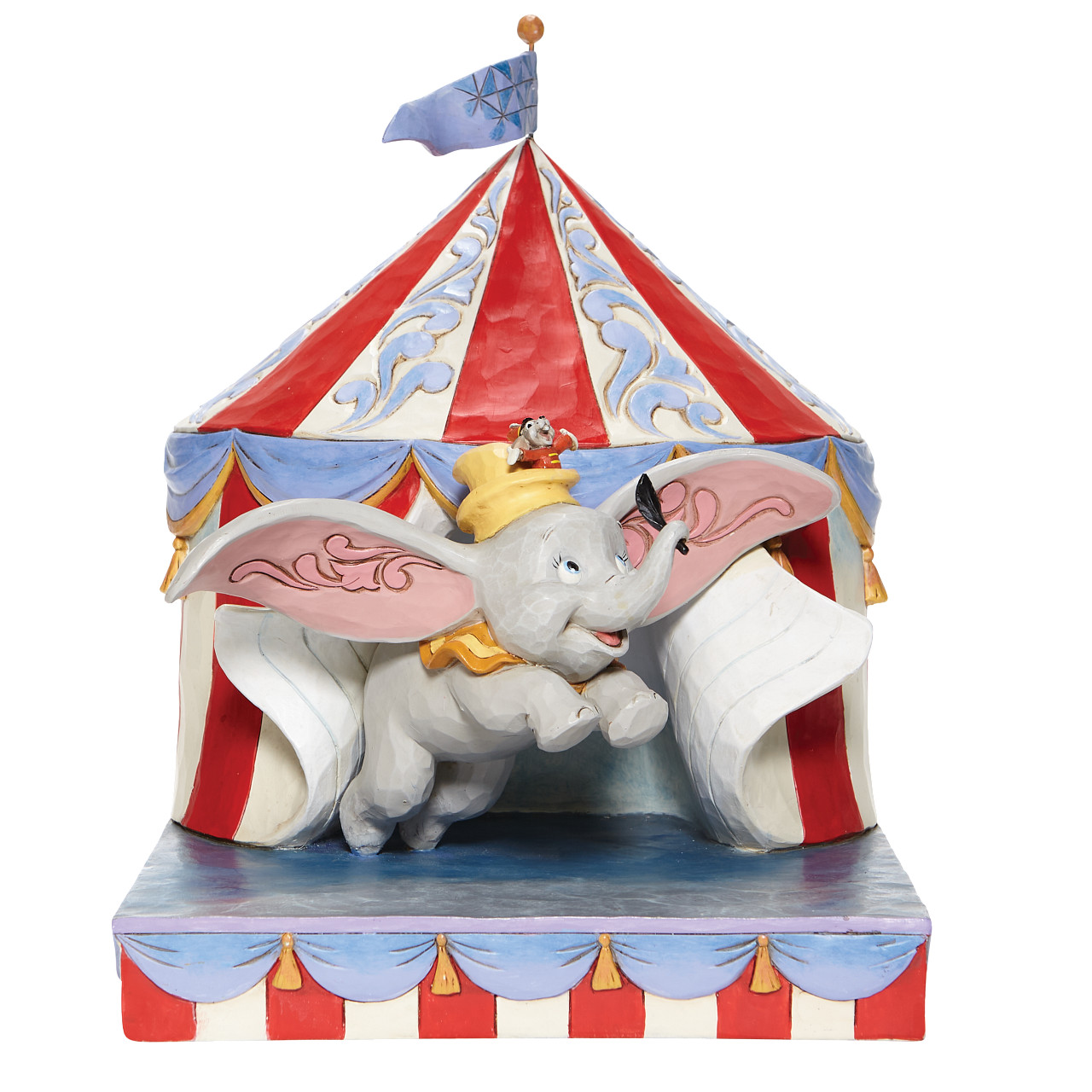Disney Traditions - Over the Big Top (Big Top Dumbo)