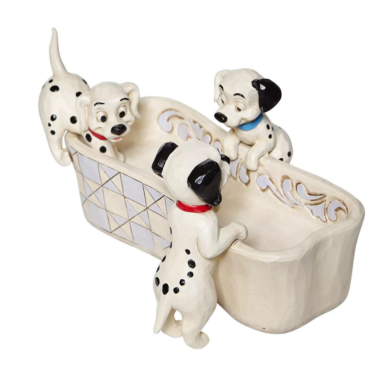 Disney Traditions - 101 Dalmatians Bone Shaped Trinket Dish