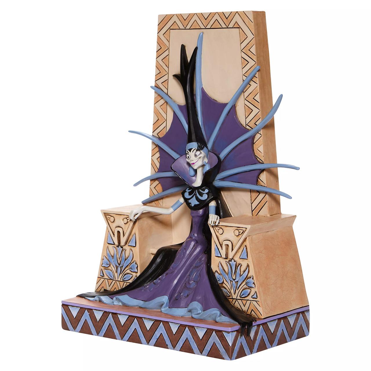 Disney Traditions - Emaciated Evil (Villain Yzma Figurine)