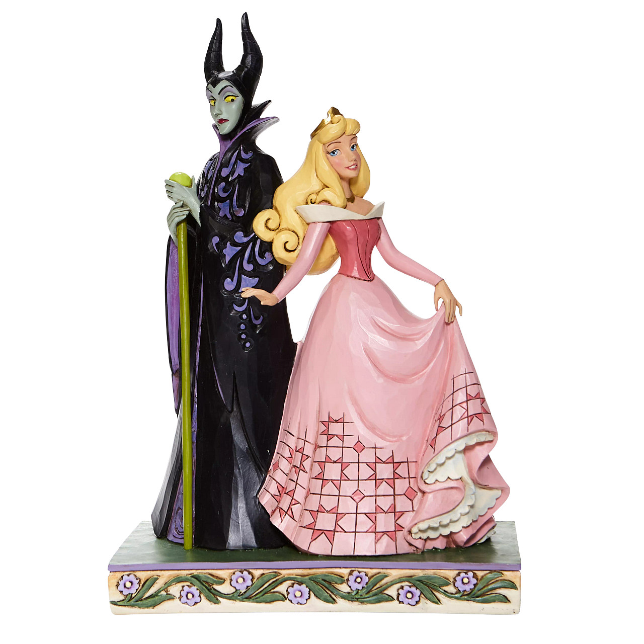 Disney Traditions - Sorcery and Serenity (Aurora and Maleficent Figurine)