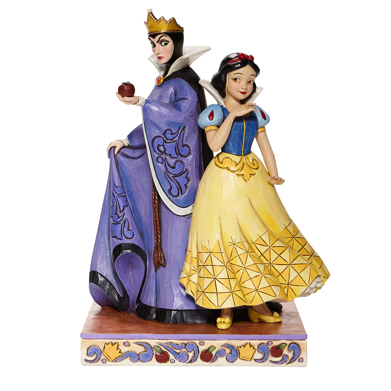 Disney Traditions - Evil and Innocence (Snow White and Evil Queen Figurine)