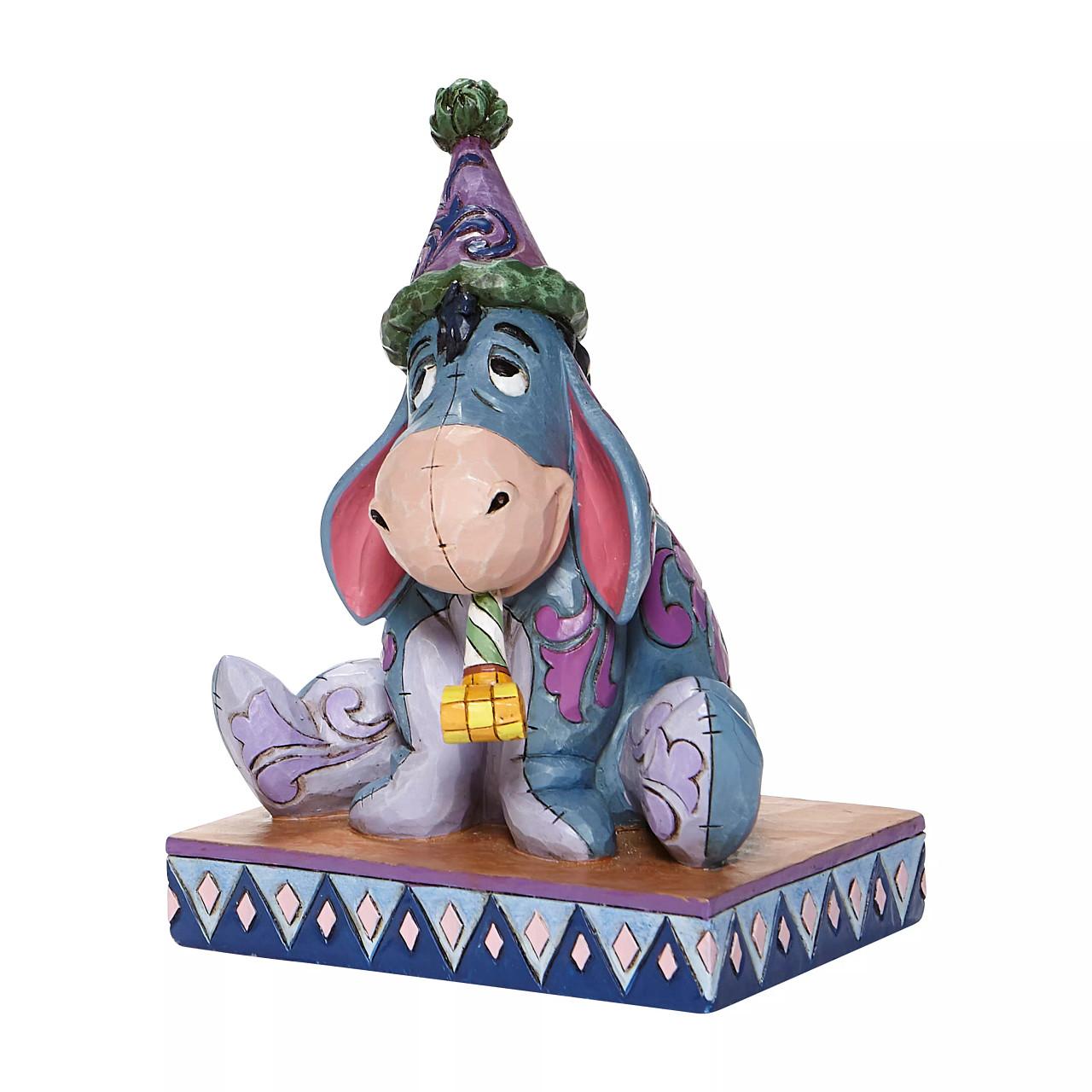 Disney Traditions - Birthday Blues (Eeyore in Birthday Hat)
